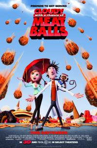 Cloudy with a Chance of Meatballs (2009)