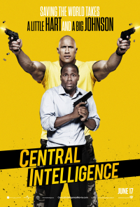 Central Intelligence (2016)