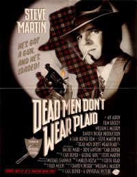 Dead Men Don&#39t Wear Plaid (1982)