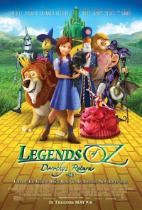 Legends of Oz: Dorothy&#39s Return (2013)