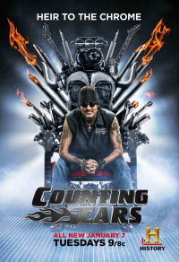 Counting Cars Season 3 (2014)