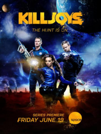Killjoys Season 1 (2015)