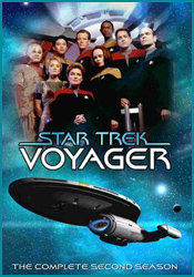 Star Trek: Voyager Season 2 (1995)