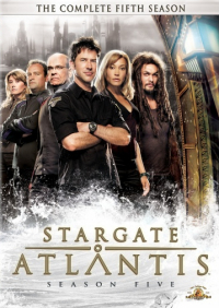 Stargate: Atlantis Season 5 (2008)