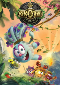 Kikoriki. Legend of the Golden Dragon (2016)