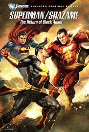 Superman/Shazam!: The Return of Black Adam (2010)