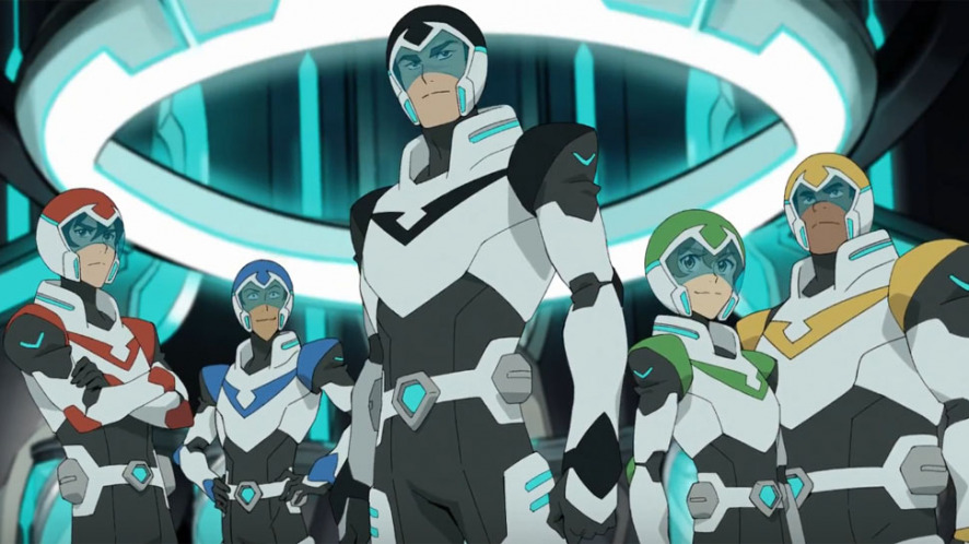 Watch Voltron: Legendary Defender Season 1 (2016) TV
