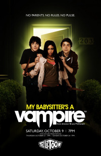 My Babysitter&#39s a Vampire: The Movie (2010)