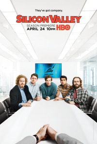 Silicon Valley Season 4 (2017)