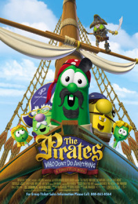The Pirates Who Don&#39t Do Anything: A VeggieTales Movie (2008)