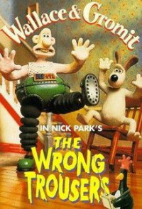 Wallace and Gromit: The Wrong Trousers (1993)