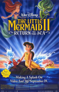 The Little Mermaid 2: Return to the Sea (2000)