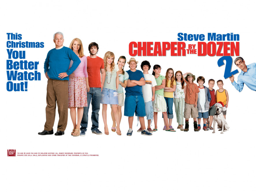 watch cheaper by the dozen 2 2005 movies free online