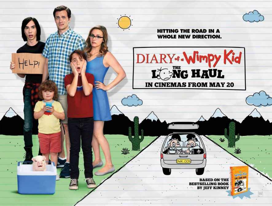 Permalink to Diary Of A Wimpy Kid Movie 2017