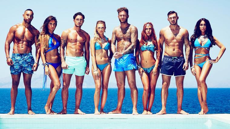 Ex On The Beach Season  Online Free