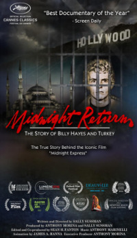 Midnight Return: The Story of Billy Hayes and Turkey (2016)