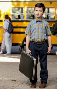 Young Sheldon Season 1 (2017)