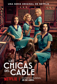 Cable Girls Season 1 (2017)