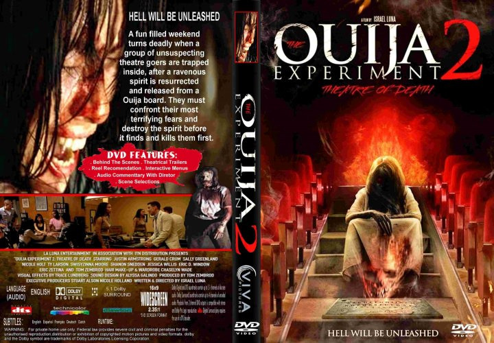 watch the ouija experiment 2  theatre of death  2015