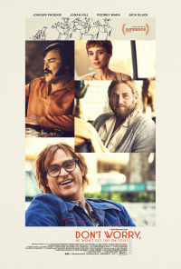 Don&#39t Worry, He Won&#39t Get Far on Foot (2018)