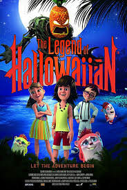 The Legend of Hallowaiian (2018)