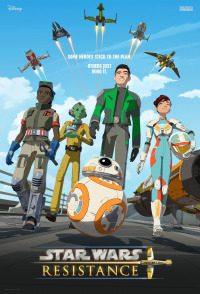 Star Wars Resistance Season 1 (2018)