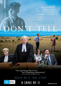 Don&#39t Tell (2017)