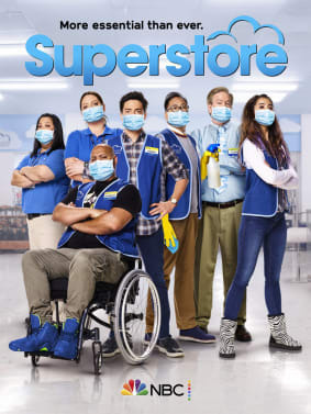 Superstore Season 6 (2020)